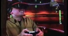 Em 1991 a sega apresentou um protótipo de mais um add-on, um óculos de realidade virtual que além de fazer imagens em 3D, reconheceria os movimentos do usuário. Devido dificuldades no desenvolvimento, o projeto sumiu da lista de lançamentos da Sega em 1994, junto com os 4 jogos desenvolvidos para ele. sega+vr