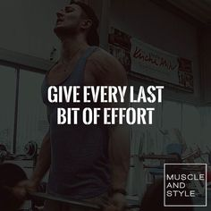 Double tap if you promise to always give every last bit of effort you can!!!