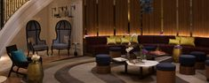 Top 8 Best Hotel Lounge Designs In Paris Ac Hotel, Hotel Lounge, Lounge Sofa, Lounge Design, Luxury Collection Hotels, Large Family Rooms, Luxury Furniture Brands, Paris Design, Furniture Design