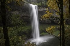 Photo South Falls by James Miller on 500px Silver Falls, State Parks, Waterfall, Waterfalls, National Parks