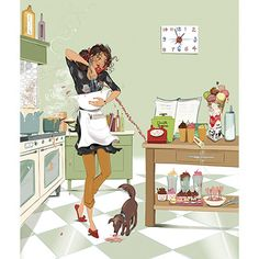 .Saturday - time to BAKE and cook