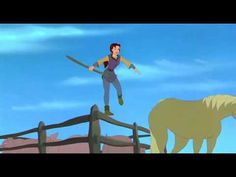 Quest for Camelot - On My Father's Wings (English) - YouTube... still one of my all time favorite songs in general :D
