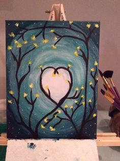 Acrylic painting-beginner