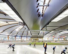 Behnisch Architekten - Project - Inzell Speed Skating Stadium - Image-3