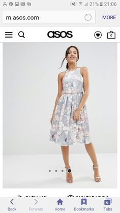 Asos, Summer Dresses, Fashion, Moda, Summer Sundresses, Fashion Styles, Fashion Illustrations, Summer Clothing, Summertime Outfits