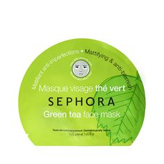 Sephora Collection Face Mask in Green Tea