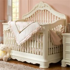 Perfect Canopy Baby Cradle | Baby Cribs And Convertible Cribs   FREE SHIPPING  Simply Baby Furniture
