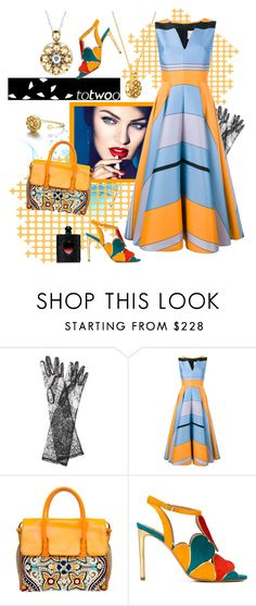 """""""TOTWOO GLOBAL LUXURIOUS SMART JEWELRY....4"""" by carola-corana ❤ liked on Polyvore featuring Max Factor, Dolce&Gabbana, Roksanda, Sam Edelman, Jean-Michel Cazabat, Yves Saint Laurent, WearableTech, totwoo and smartjewelry"""