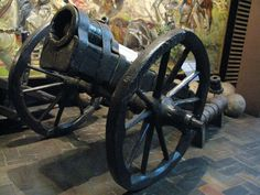 English: Bombard from XV century