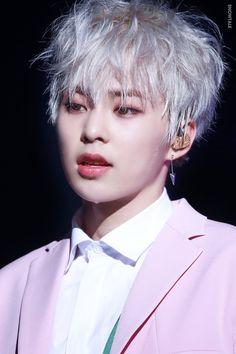 XIUMIN blossom 🌸 Exo Xiumin, Kim Minseok Exo, Exo Ot12, Kpop Exo, Kaisoo, Chanbaek, Spirit Fanfic, Xiuchen, Exo Fan