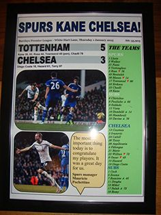 Tottenham Hotspur 5 Chelsea 3 - 2015 Premier League - framed print Lilywhite Multimedia http://www.amazon.co.uk/dp/B00Z7SDSMC/ref=cm_sw_r_pi_dp_xCm1vb11YJ8RT