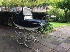 Schitterende vintage Kinderwagen