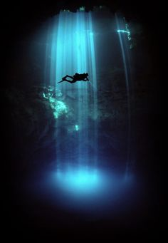 Cave Diving   todd norbury's photography blog