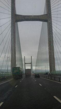 Bye bye Wales ☔