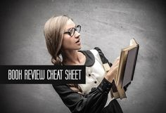 BOOK REVIEW CHEAT SHEET #bb101