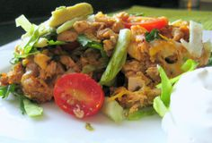 Fast Paleo » Mexican Chicken Bake