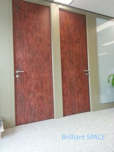 Glass System Wall 怡和大廈 (厚框雙層清玻璃屏風-內置百葉 Double Clear Glass Panel with blind) 17