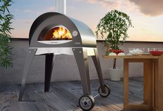 Pizzaofen von Alfa Pizza bei Designfeuer.de kaufen