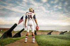 The Maryland Terrapins Gear Up In Honor of the Battle of Baltimore and the 200th Anniversary of the Star Spangled Banner.