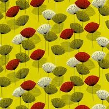 Image result for 50's retro fabric prints