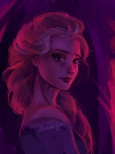 tamiyne:  elsa again but in that cool red scene AHAHAHH