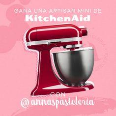 giveaway kitchenaid mini annaspasteleria