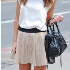 classic sleek and perfect for petite girls with short torsos (like me!)