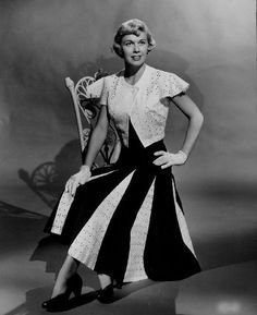 Doris Day Young Man With A Horn 1950 Gown By Milo