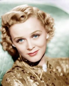 Gloria Stuart who lived to be 100 years old (1910-2010). In 1997, she was cast as the 101-year-old elder Rose Dawson Calvert in James Cameron's Titanic; Stuart's performance earned her a Screen Actors Guild Award & a nomination for the Academy Award for Best Supporting Actress. Receiving her nomination at 87, she is the oldest person nominated for an Academy Award for acting.
