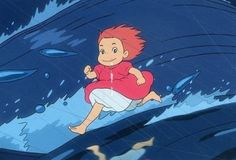 review of ponyo