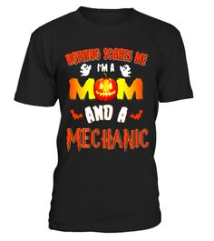 """# Mom And Mechanic - Halloween Costume Job Gift Shirts .  Special Offer, not available in shops      Comes in a variety of styles and colours      Buy yours now before it is too late!      Secured payment via Visa / Mastercard / Amex / PayPal      How to place an order            Choose the model from the drop-down menu      Click on """"Buy it now""""      Choose the size and the quantity      Add your delivery address and bank details      And that's it!      Tags: This funny t-shirt is perfect…"""