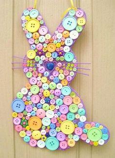 Hello, Button Bunny !
