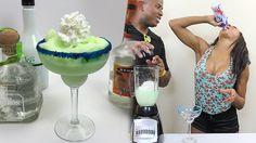Key Lime Margarita - Tipsy Bartender