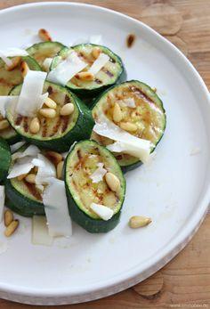Warmer Zucchinisalat 4