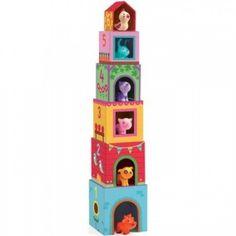 Topanimo | Djeco Topanifarm DJ09108 for Toddlers | Crafts4Kids.co.uk