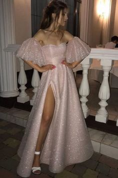 princess pink long prom dresses off the shoulder graduation party dresses chic prom gowns for teens Cheap Prom Dresses Uk, Prom Dresses Long Pink, Sequin Prom Dresses, Affordable Prom Dresses, Backless Prom Dresses, Prom Dresses With Sleeves, A Line Prom Dresses, Pretty Dresses, Beautiful Dresses