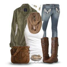 safari clothing | Found on fashionwife.com
