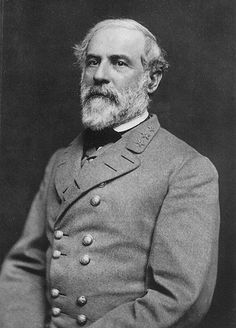 Robert E. Lee-a military genius. The North wanted him to lead them as much as the South did.