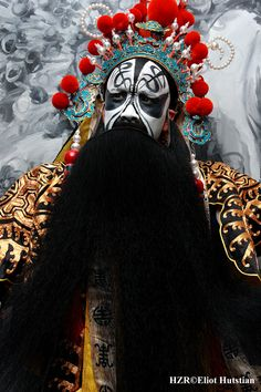 Peking Opera by ~hzreh