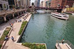 Chicago-Riverwalk_20 « Landscape Architecture Works | Landezine