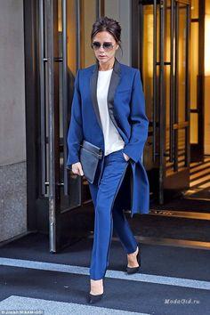 Наглядные уроки стиля Виктории Бэкхэм: модные образы за 2014-2015 года (Фото) - BlogNews.am - Твой путеводитель в блогосфере