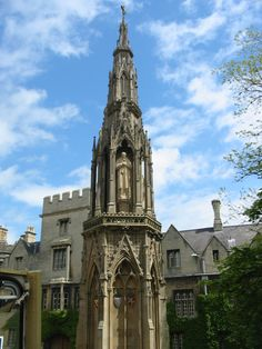 Oxford - Still sometimes wish I went here for school...