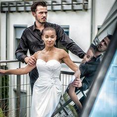 Gorgeous interracial couple #love #wmbw #bwwm #swirl #biracial #mixed #lovingday #relationshipgoals
