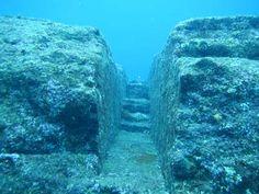 Ancient Underwater Sunken Cities