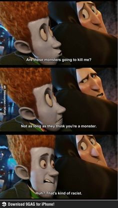Hotel Transylvania - not Disney but hey, what the heck!