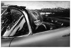 Photo Raymond Depardon, Brigitte Bardot, 1960