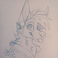 """245 Likes, 11 Comments - michu✨ (@squirrelings) on Instagram: """"wip of a badge Im making for myself !! #sketch #art #furry #drawing #furryart"""""""