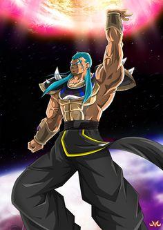 OC : Zane - God of Destruction by Maniaxoi