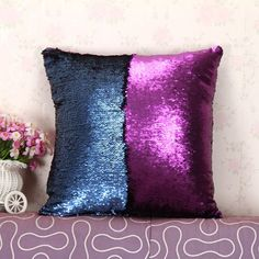 Mermaid Pillow Covers, 40cmx 40cm, 23 Different Colors to Choose From!