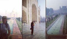 by @marainawaaka #mytajmemory #IncredibleIndia #tajmahal Taj Mahal Palace Agra. Seriously breathtakingly beautiful. Circa 2012. #iloveindia #agra #tajmahal #tajmahalpalace #india #discovery #thisiswhyilovetotravel